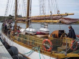 Segelfartyget Mathilda